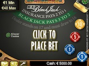 Mini Online Blackjack